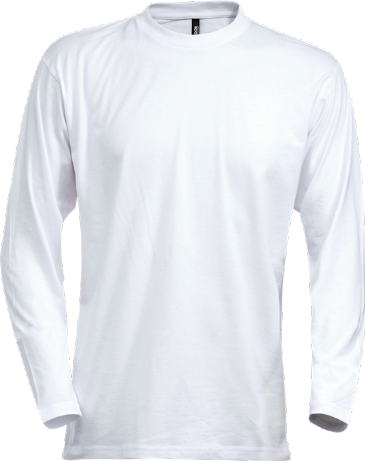 Fristads Acode Long Sleeve Core T-Shirt 1914 HSJ (White)